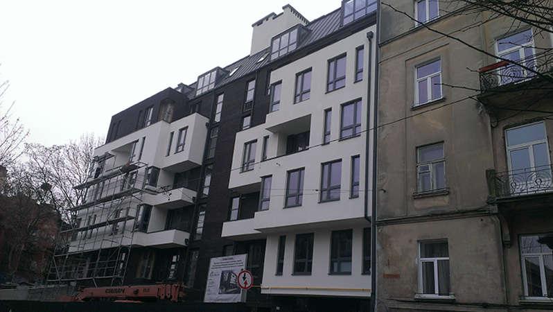 фасадна фарба у Львові