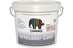 Декоративна шпатлівка Caparol Capadecor ArteLasur Color у Львові купити дешев