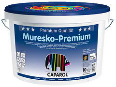 Фасадна фарба Caparol Muresko Premium у Львові