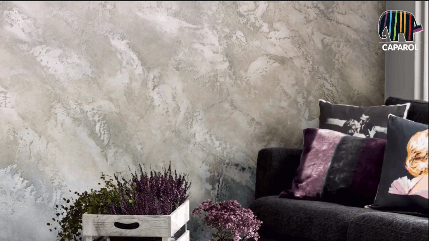 Capadecor Ефект травертину Тібурзький камінь
