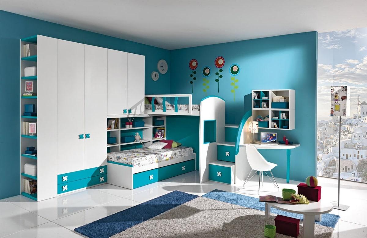 Фарба для дитячої кімнати