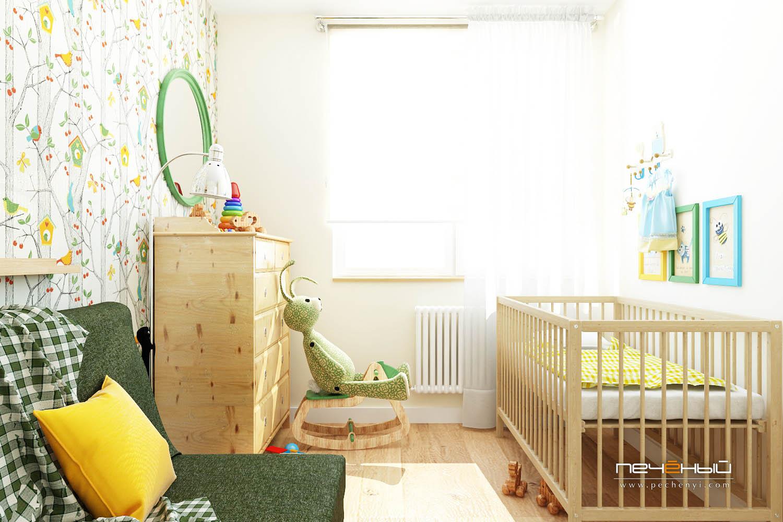 Що потрібно знати про оформлення куточка малюка віком до 3 років