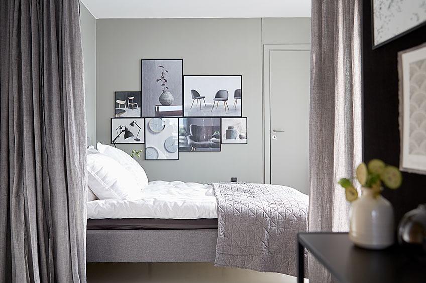 Підбираємо колір для стін маленької кімнати
