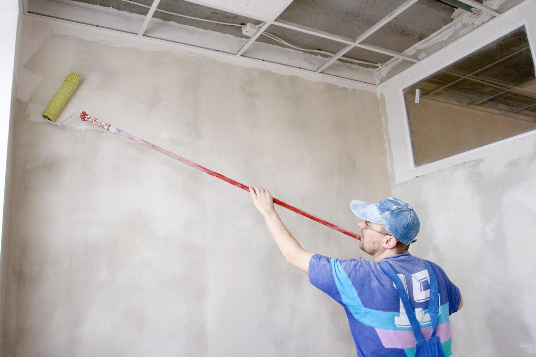 Для чого потрібна грунтівка стін